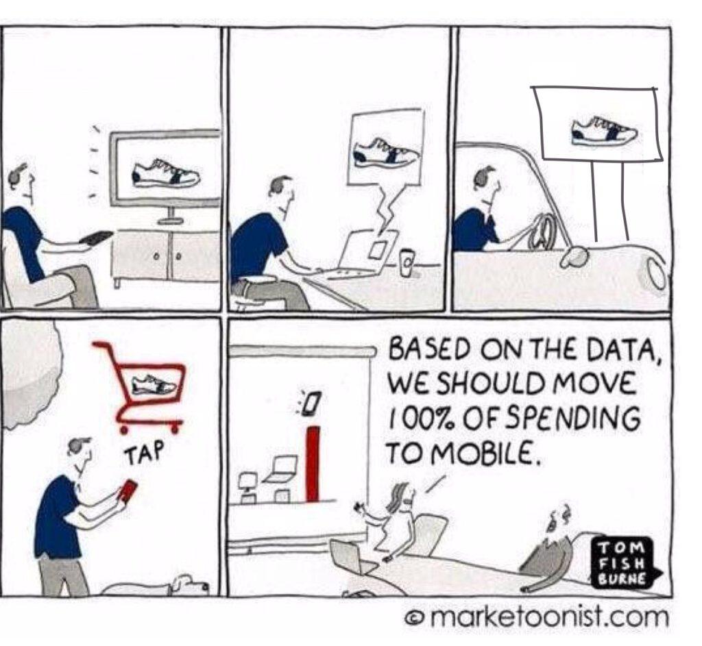Marketoonist - data mobile