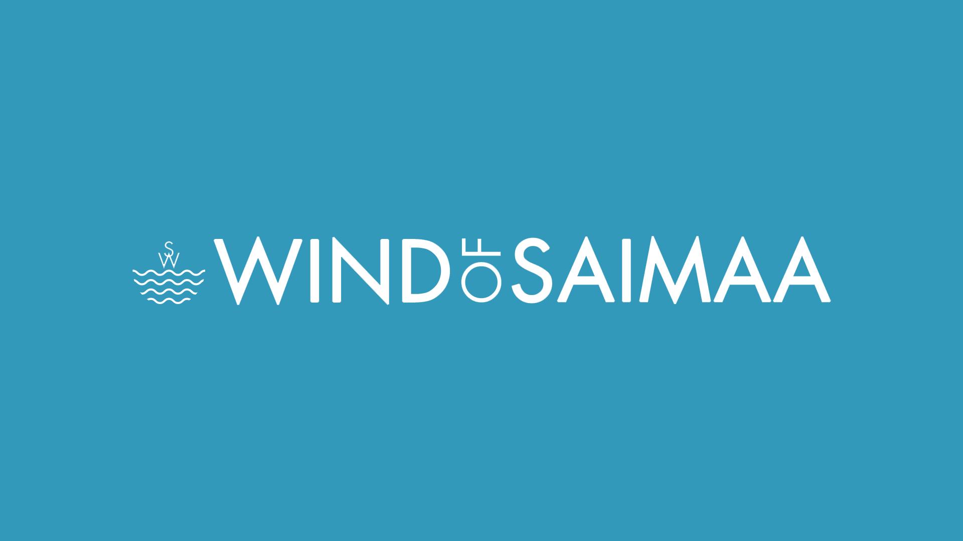 Wind of Saimaa logoesittely